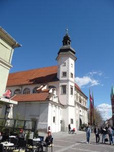 Maribor - Námestie slobody - Mariborský zámok