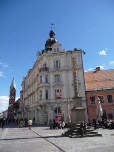 Maribor - Námestie slobody