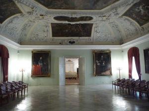 Mariborský zámok - Hlavná sála