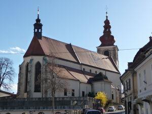 Ptuj - Kostol sv. Juraja
