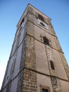 Ptuj - Kostol sv. Juraja - Zvonica