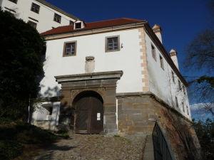 Vstupná brána Ptujského hradu