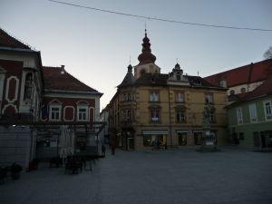 Ptuj - Mestské námestie (Mestni trg)