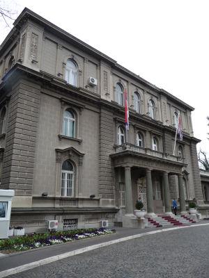 Sídlo prezidenta Srbskej republiky