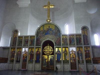 Kostol sv. Marka - Ikonostas