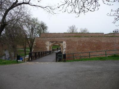 Vstup do Belehradskej pevnosti