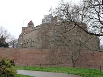Staré mesto Belehradu - Pevnosť