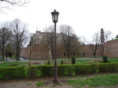 Hradby pevnosti