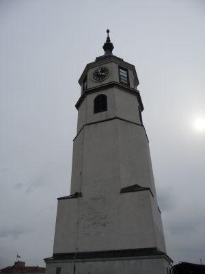 Veža s hodinami (Sahat kula)