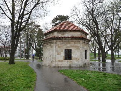 Hrobka Damata Ali Pašu