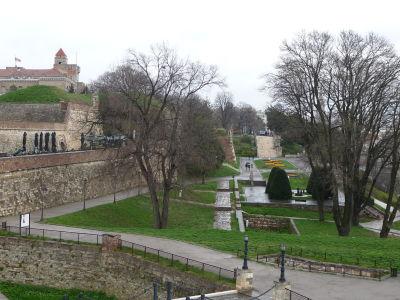 Park v pevnosti