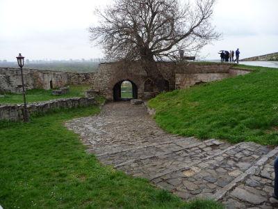 Schody k mestu pod pevnosťou