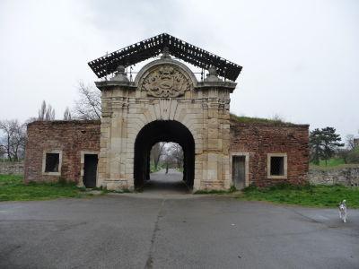 Brána Karla VI.