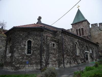 Kostol Ružica