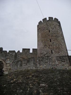 Bašta Belehradskej pevnosti