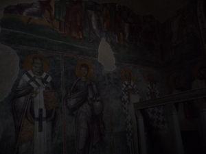 Fresky v hlavnom chráme