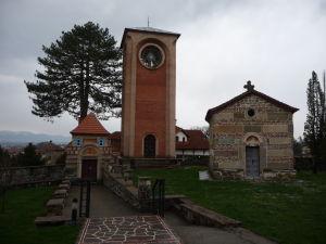 Kláštor Žiča - Zvonica