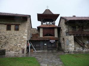 Zvonica kláštora Studenica