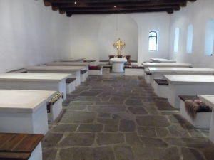 Refektórium kláštora Studenica