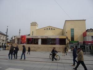 Bulvár Matky Terezy - Národné divadlo