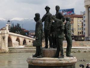Sochy v Skopje
