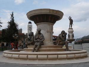 Sochy v Skopje - Štedrosť