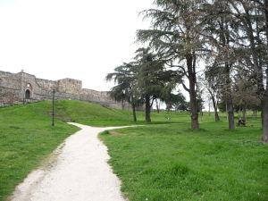 Pevnosť Kale - Vstupná brána