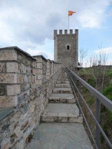 Pevnosť Kale - Hradby