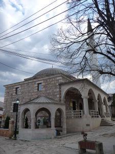 Mešita v starom bazári