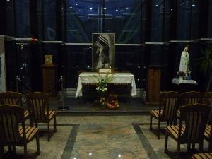 Kaplnka v Múzeu Matky Terezy