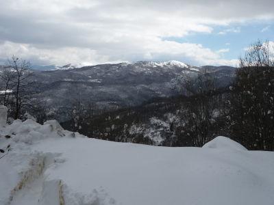 Balkáske hory v Macedónsku