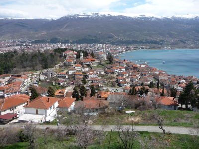 Ohrid a Ohridské jazero