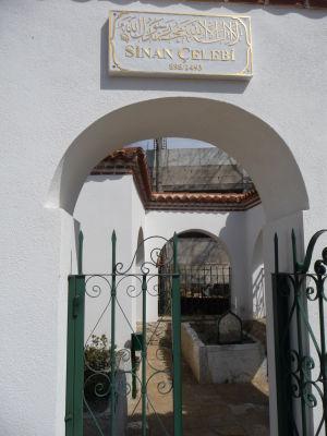 Turecká hrobka