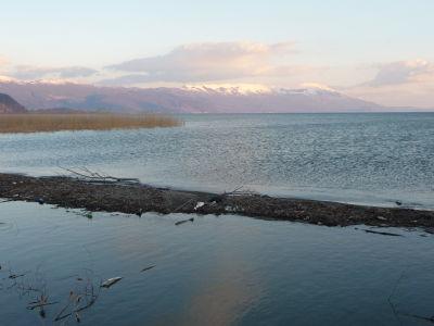 Ohridské jazero