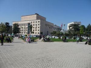 Park v centre mesta