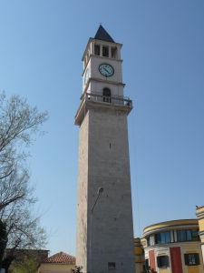 Veža s hodinami