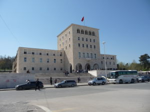 Polytechnická univerzita v Tirane