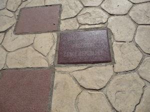 Mestský park v Tirane - I český Klaun tu bol