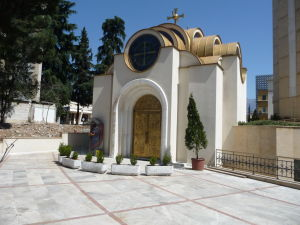 Ortodoxná Katedrála zmŕtvychvstania Krista
