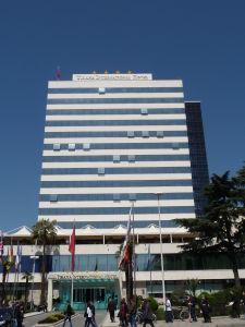 Najluxusnejší hotel v Tirane