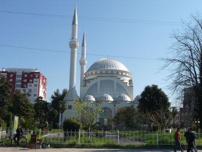 Biela mešita Ebu Bekera