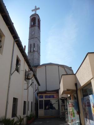 Františkánsky kostol v Skadare