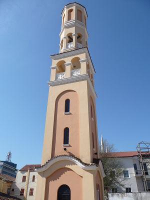 Ortodoxná Katedrála Narodenia Krista - Zvonica