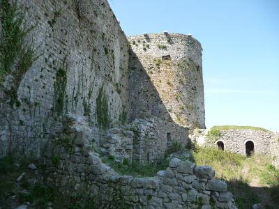 Hradby pevnosti Rozafa