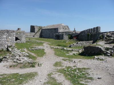 Pevnosť Rozafa a Benátska zbrojnica - Najlepšie zachovaná budova pevnosti