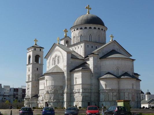Katedrála Vzkriesenia Krista v Podgorici