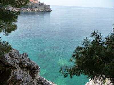 Priezračne čisté vody Jadranu