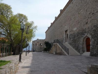 Citadela v Budve