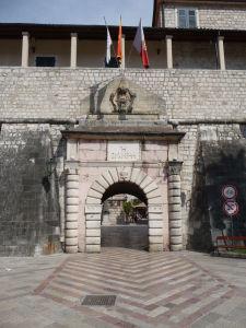 Kotorské opevnenie - Vstupná brána do mesta