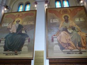 Srbský ortodoxný Chrám sv. Mikuláša